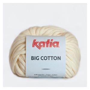 Big Cotton - kötőfonal 50 grammos motring